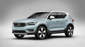Volvo Suv Prices New Volvo Xc40 Compact Suv Revealed Prices From 163 27 905