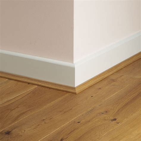 Solid Oak Scotia edge Floor Trim For Wood Flooring   Save