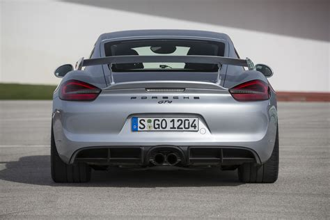 porsche back 2016 porsche cayman gt4 first drive photo gallery motor