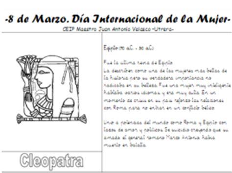 Resumen 8 De Marzo by Nuestro De 3 186 Actividades D 237 A De La Mujer 8 De Marzo
