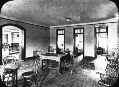Lantern Cottage Whitby by Ontario Hospital Cottage Interior Ca 1920 Whitby Images