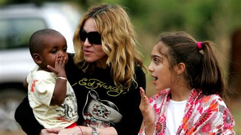 Adopted More by Madonna Seeks To Adopt Two More Children In Malawi