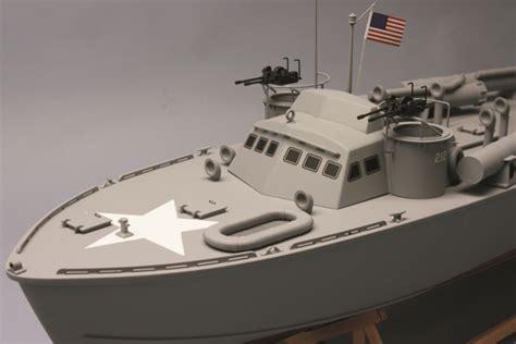 1956 higgins wood boat dumas pt 212 78 higgins patrol wooden torpedo boat kit