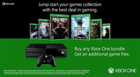 hottest xbox one games right now get any xb1 bundle this week in the us grab a free game