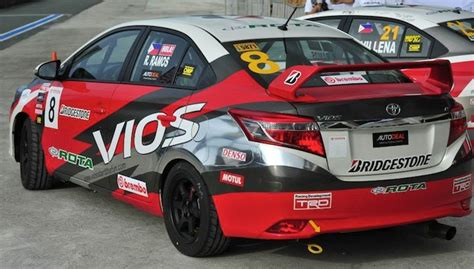 Grill Vios 2 Racing rhian ramos races again in the vios cup but this time it s personal deakin