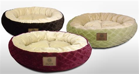 round dog bed pet deal roundup 6 great dog beds under 40 each woof