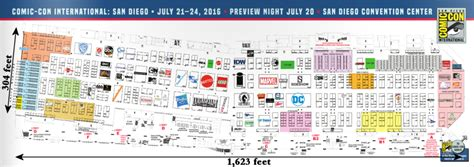 sdcc map sdcc tips start getting in shape now gbreviews