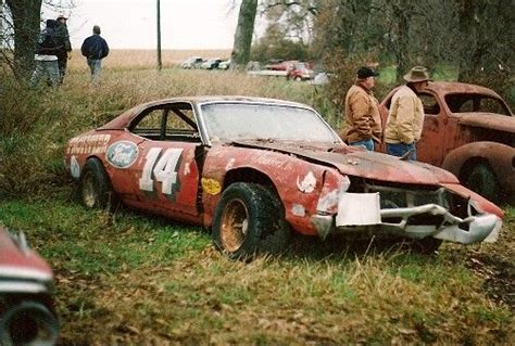 old nascar race car barn finds 449 best retired restored racecars images on pinterest