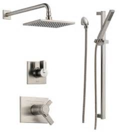 faucet dss vero 17t01ss in brilliance stainless by delta