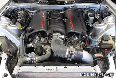 91 Mustang Auto To Manual Swap by 1993 Mazda Rx7 Touring With Chevrolet Corvette Ls1 Engine Swap