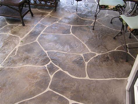 sted concrete patio designs concrete 171 davinci