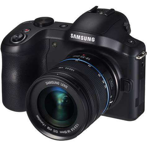 Kamera Samsung Mirrorless Nx samsung galaxy nx mirrorless digital ek gn120zkaxar b h