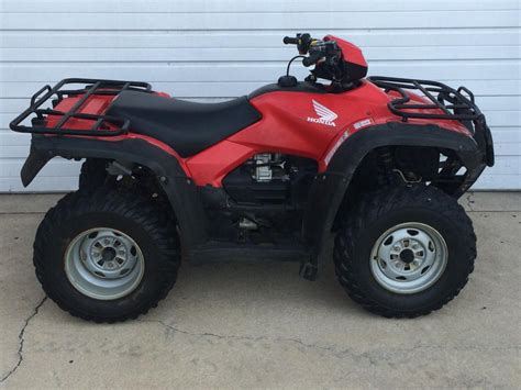 honda foreman for sale 2013 honda foreman motorcycles for sale