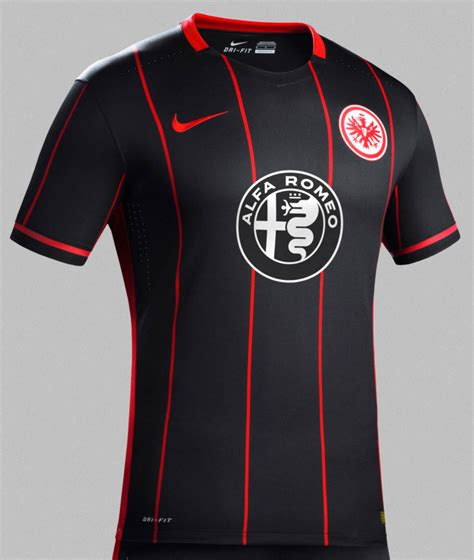 Eintracht Frankfurt T Shirt 618 by Which Sponsors Go Well With Their Kits This Season Soccer