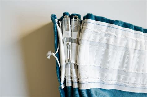 how to use drapery hooks ideas for hang curtains with hooks the homy design