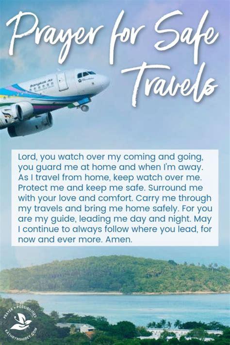 prayer  safe travel safe travels prayer prayer