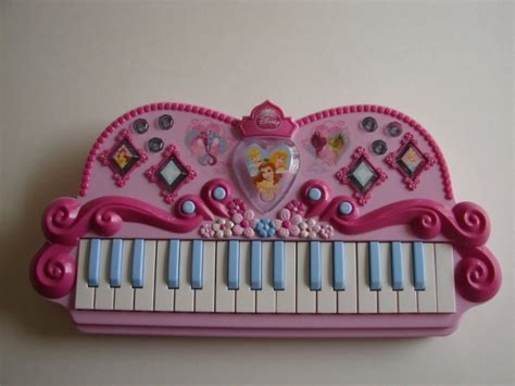 Sale Mainan Musical Keyboard Pink disney princess musical keyboard piano pink for sale