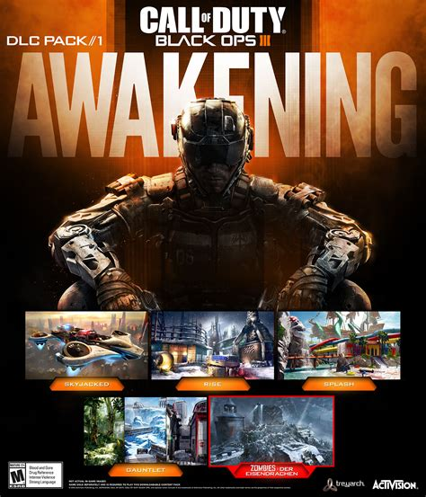 black ops map pack 3 release date black ops 3 awakening dlc announced available early