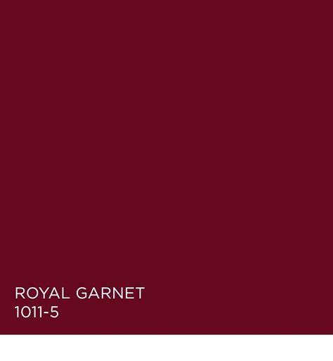 royal garnet 1011 5 from the time traveler palette 2014
