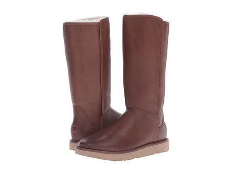 ugg abree boots ugg abree ii leather zappos free shipping both ways