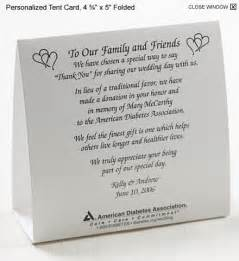 Favor Cards by Get Married And Do Some Blair Mill Inn