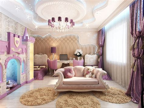 interior themes professional children s room design in qatar by antonovich
