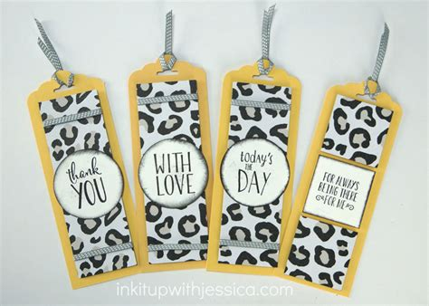 printable animal bookmarks go wild with bookmarks ink it up with jessica card