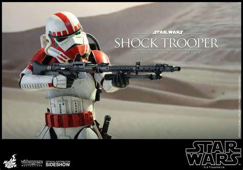 Figure Trooper Wars wars shock trooper sixth scale figure by toys