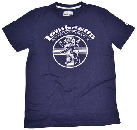 T Shirt Lambretta 5 by Lambretta T Shirt Mod Squad Lambretta T Shirts Details