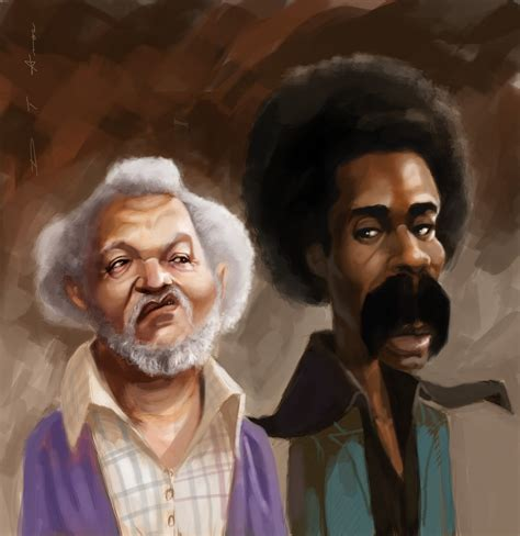 frank demond devonne amos sanford and son