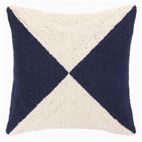 Nautical Pillows Seaside Inspired Decor New Nautical Pillows