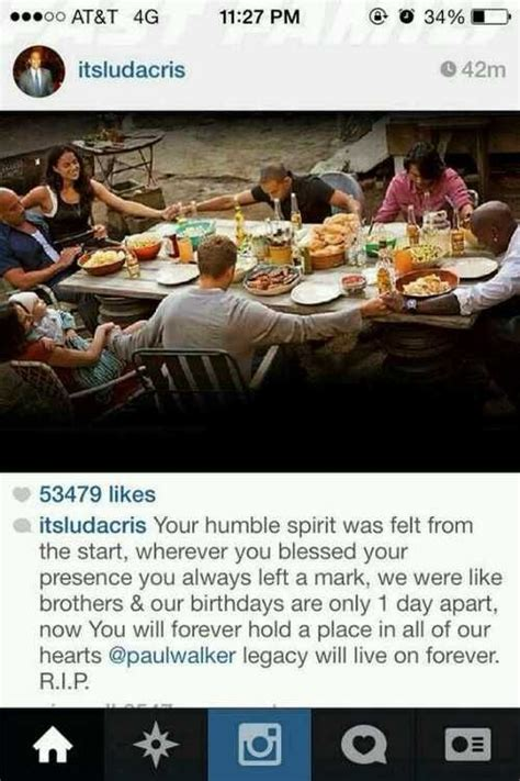 fast and furious prayer paul walker and celebrities praying for their food amen