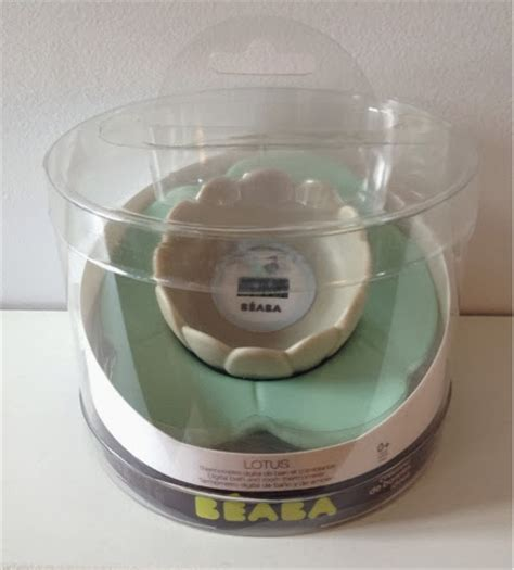 Termometer Lotus beaba lotus bath thermometer the bump