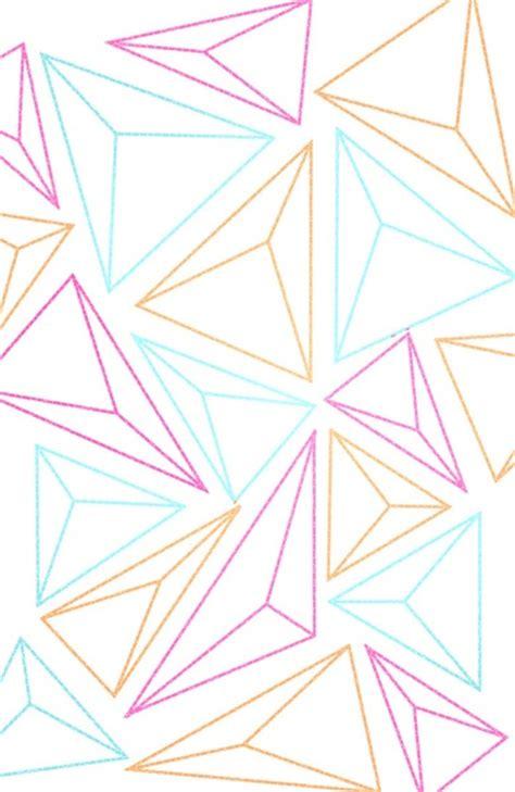 design pattern decorator c triangle pattern art print a r t pinterest pattern