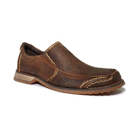 bed stu loafers womens bed stu phantom loafers in brown for greenland