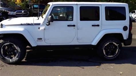 Jeep Wrangler Polar 2014 Jeep Wrangler Polar Edition