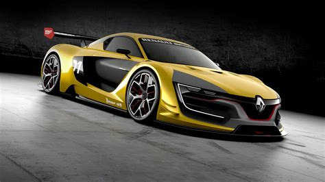 renault sport car renault s new rs 01 racer with 500 hp engine from nissan gt r