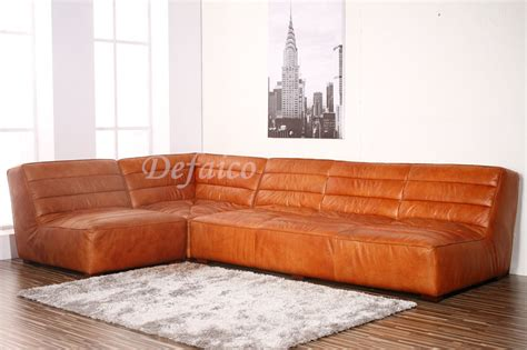 real leather sofa set rustic retro vintage sectional real leather sofa sets