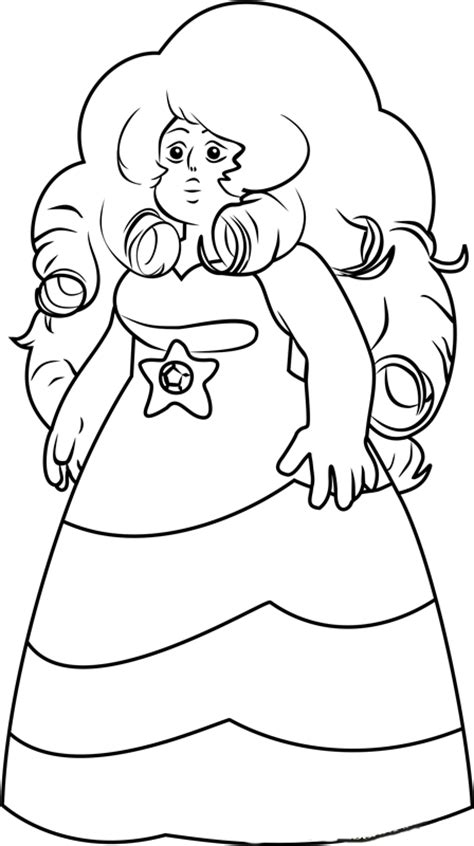 coloring page of steven universe steven universe coloring pages to download and print for free