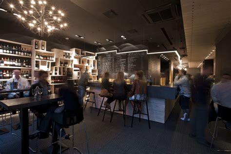 Wine Bar Interior by Divino Wine Bar By Suto Interior Architects Budapest