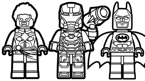 Lego Marvel Coloring Pages by Lego Marvel Coloring Pages Images Wallpaper And Free