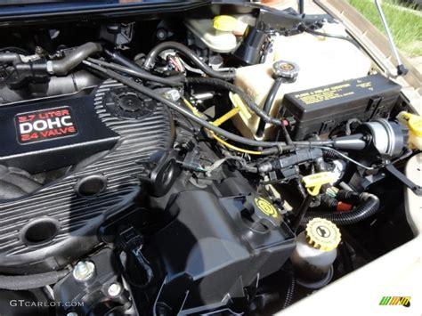 2000 dodge intrepid standard intrepid model 2 7 liter dohc