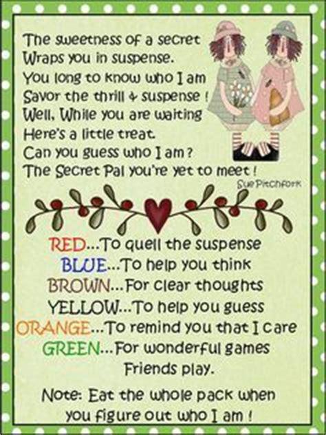 secret pal ideas 17 best cards secret pal images on card ideas