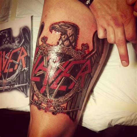 slayer para ser metalero pinterest