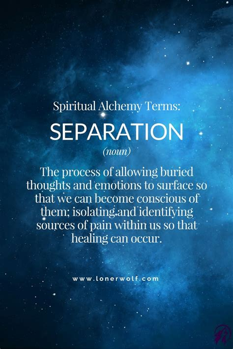 stages  spiritual alchemy healing quotes alchemy