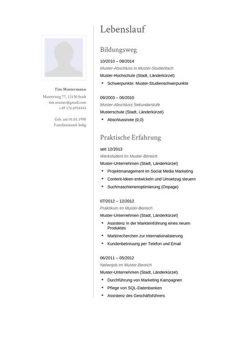 Lebenslauf Beispiel Buchhalter Lebenslauf Muster F 252 R Sekret 228 R In Lebenslauf Designs