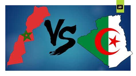 Maroc Algerie 2016 | maroc vs alg 233 rie 2016 youtube