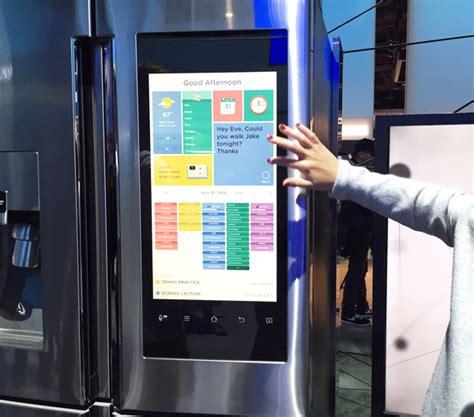 samsung family hub refrigerator addwash appliances the inspired room