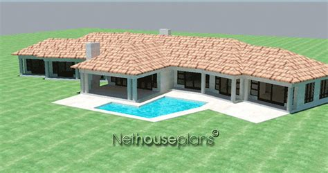 four bedroom house plans in south africa home designs house floor plans tr418