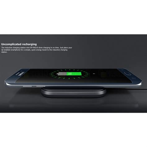 Charger Bb Samsung 2 1 A oficialus samsung wireless charger pad mini juodas